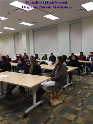 hispanic parent workshop