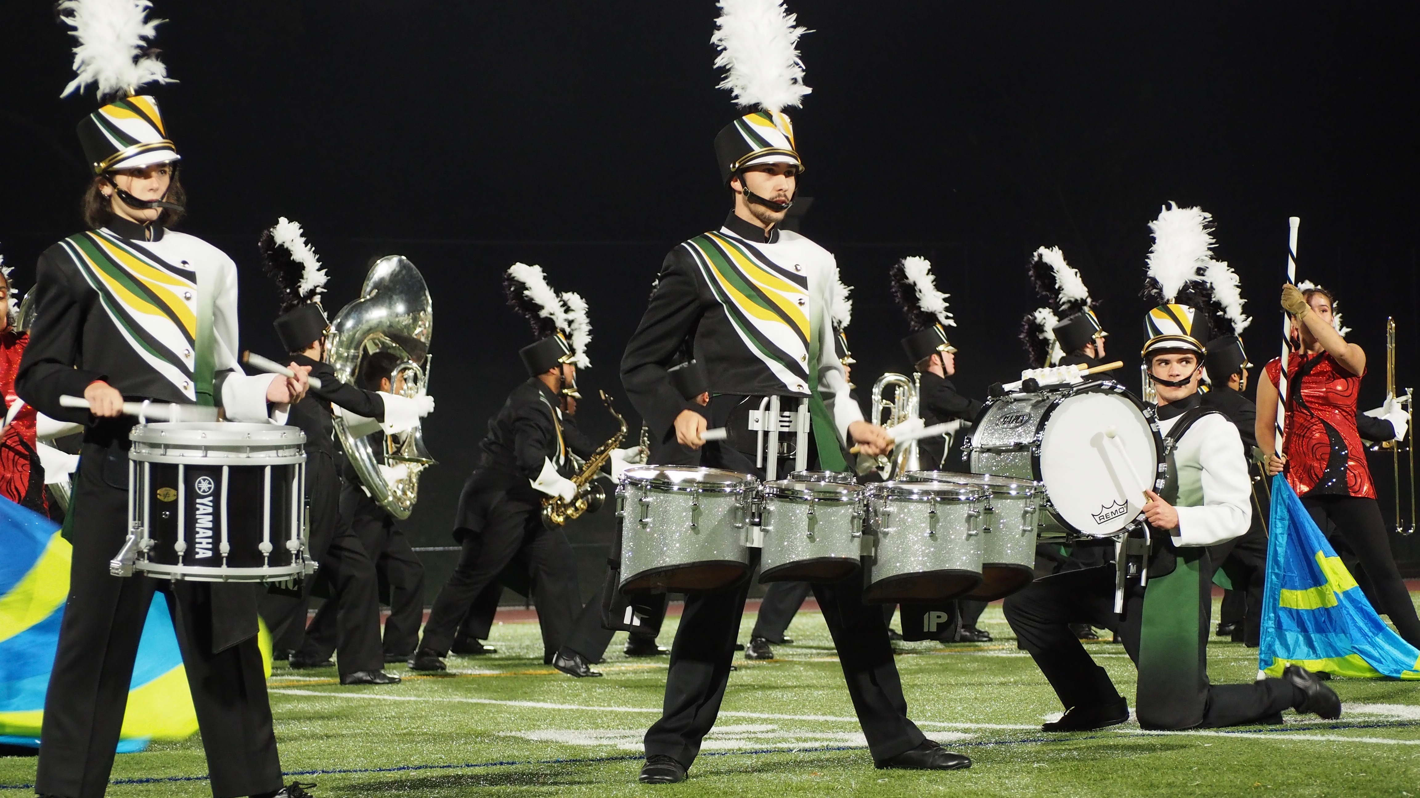 Wakefield Marching Band