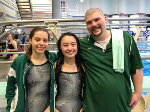 Picture from Girls Swimming