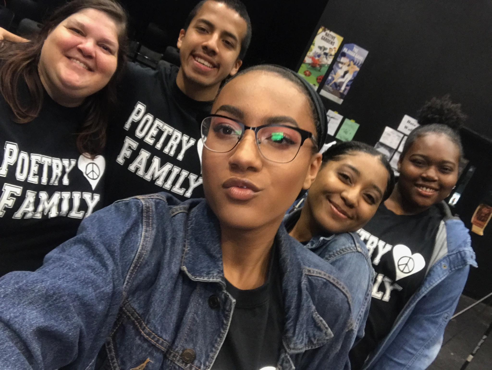 Wakefield wins Louder Than a Bomb DMV National Poetry Slam