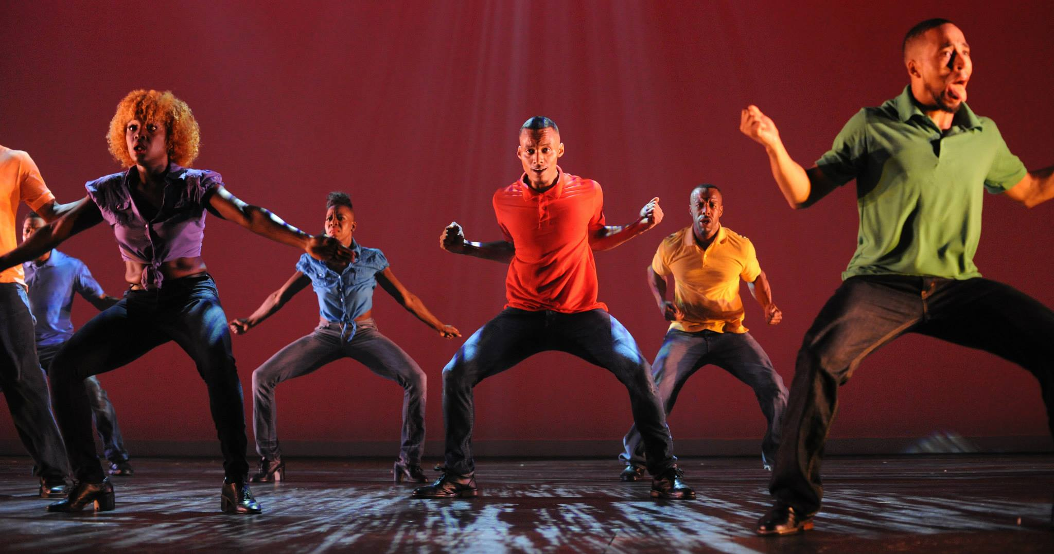 Step Afrika performs at Wakefield on March 26th