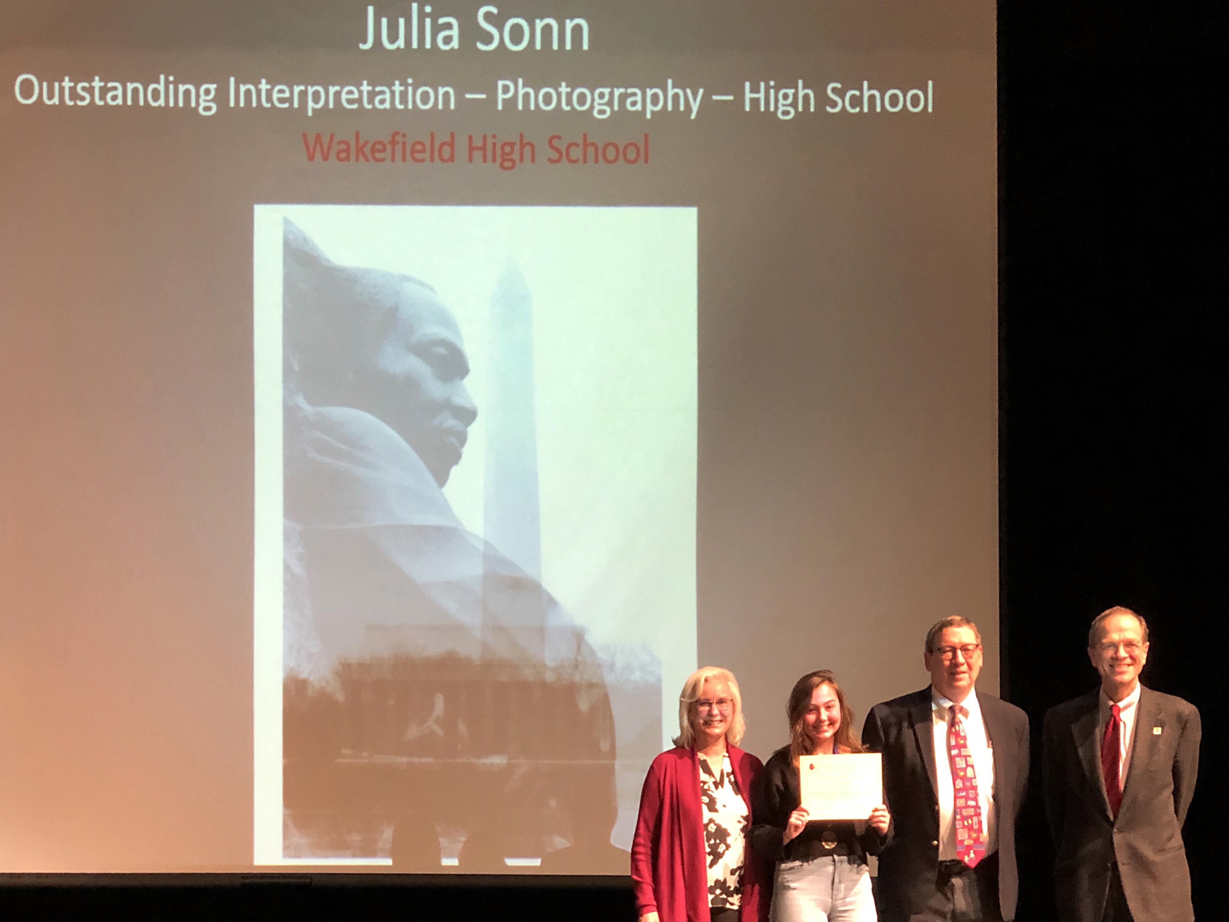 Julia Sonn and Friends