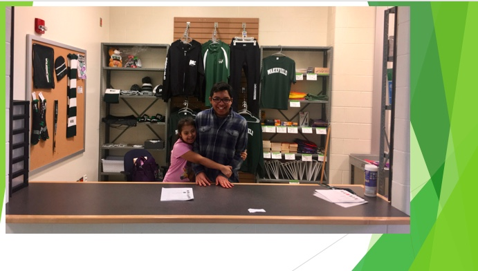 The School Store is Open-Tuesdays and Thursdays During Lunches.