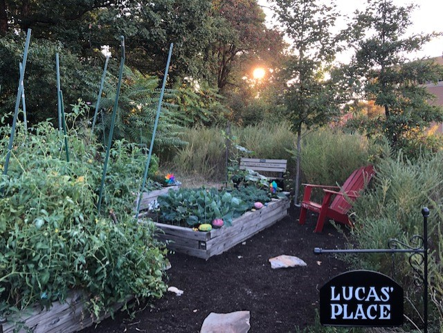 An Invitation to the Garden: Lucas' Place
