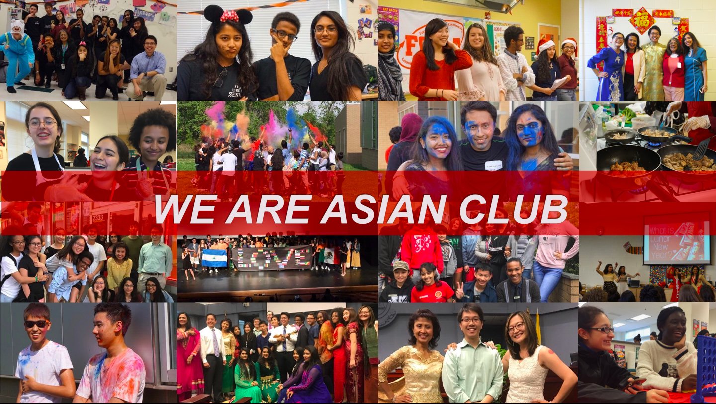 We are Asian Club