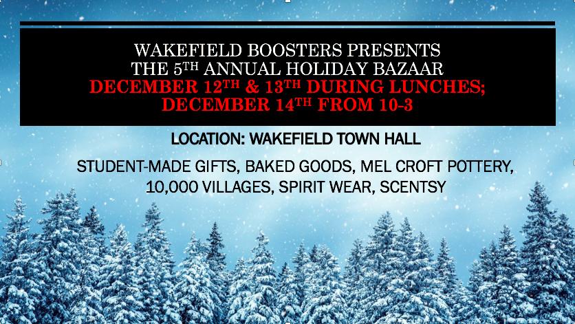 5th Annual Bazaar