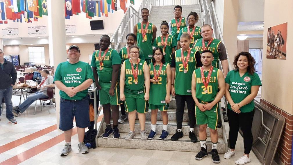 Congratulations to Wakefield Unified Sports