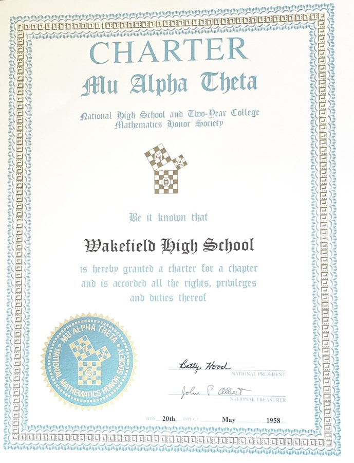WHS Chapter