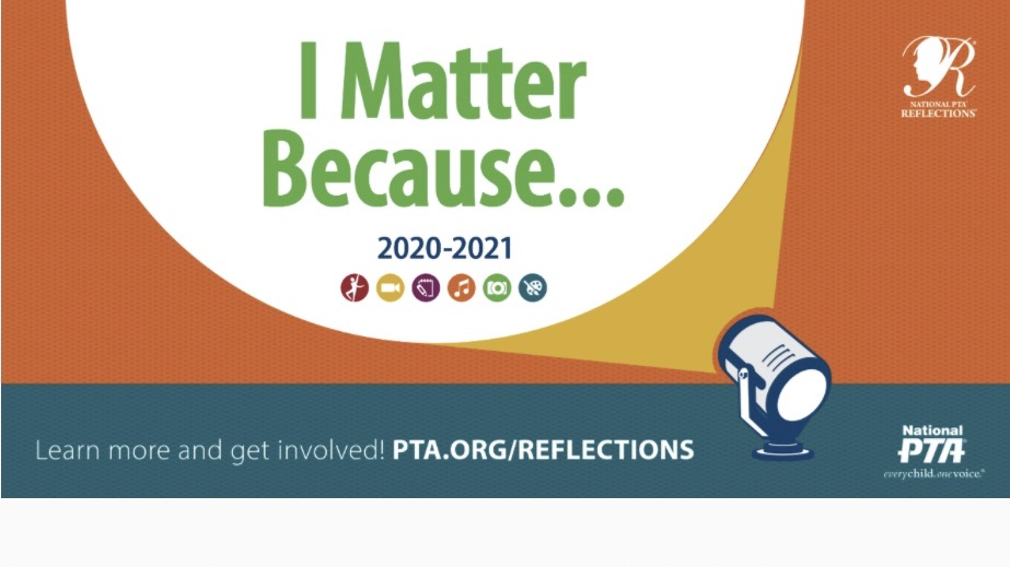 PTA Reflections Contest- Submissions Due November 5th