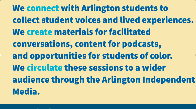 Join Students for Racial Equity