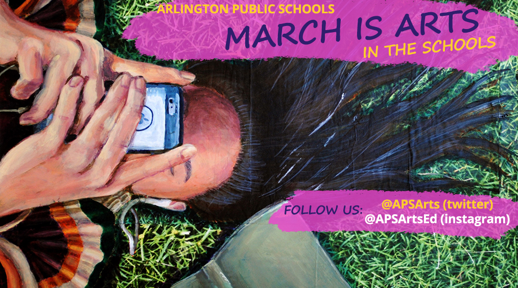 March is Arts in the Schools Month