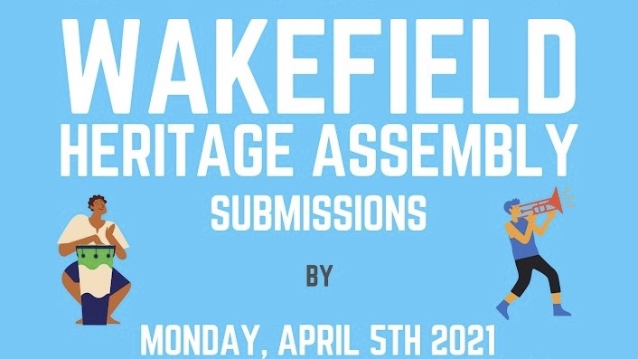 Heritage Assembly Video Submissions Needed