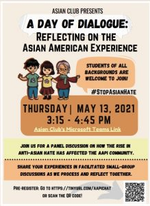 Asian Club Day of Dialogue