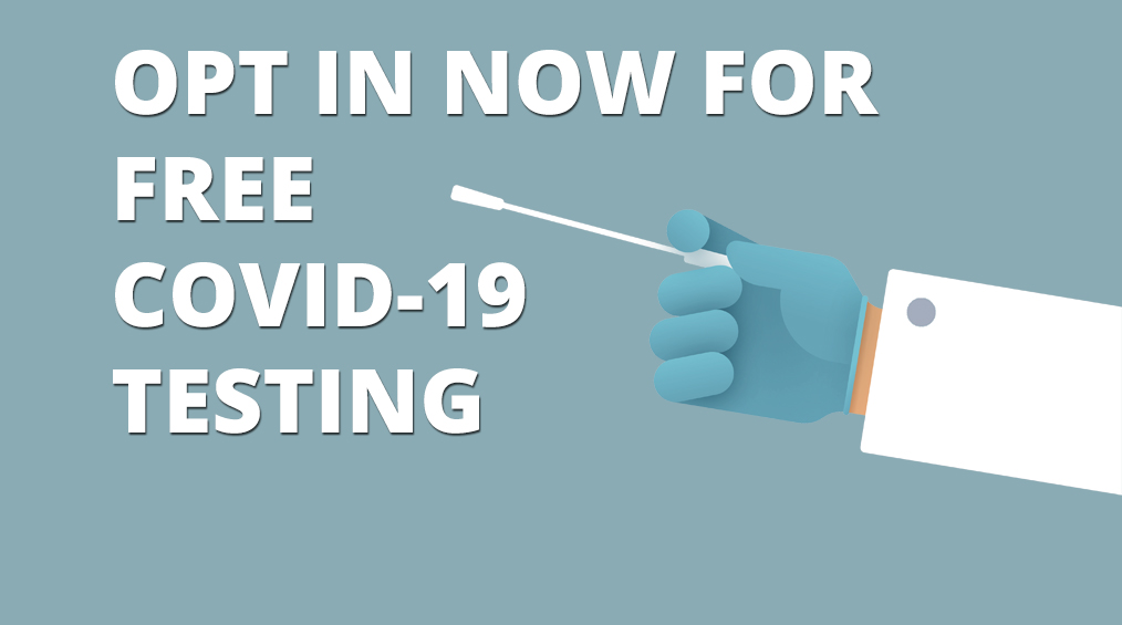 COVID Testing at Wakefield